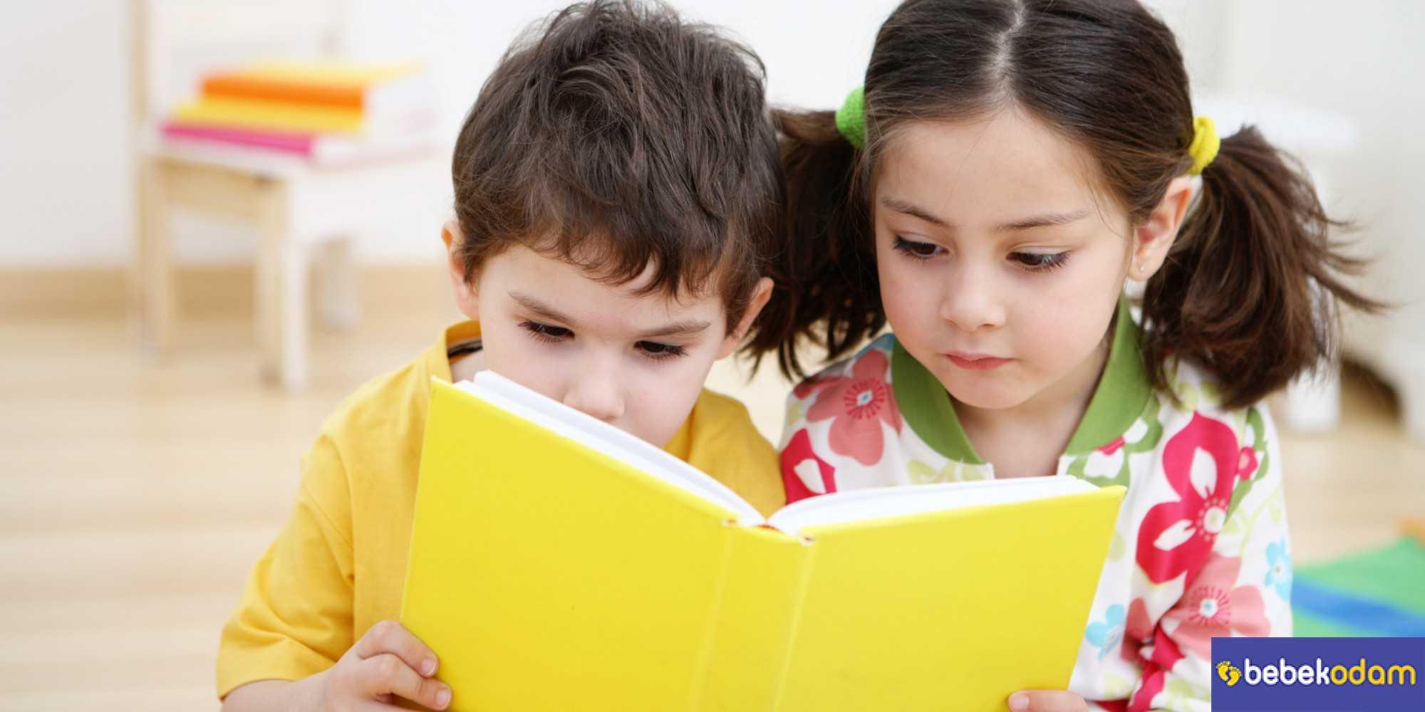 Çocuğa okuma alışkanlığı kazandırma